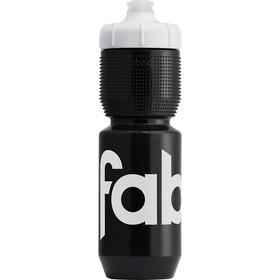 Fabric Gripper Insulated Bottle Bike bottle black/white